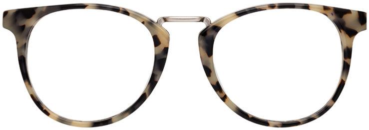 prescription-glasses-Calvin-Klein-CK18721-cream-tortoise-FRONT
