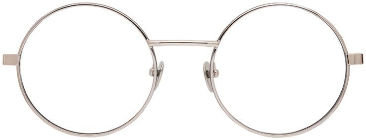 prescription-glasses-Calvin-Klein-CK19114-silver-FRONT