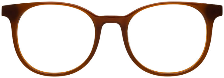 prescription-glasses-Calvin-Klein-CK19521-milky-brown-FRONT