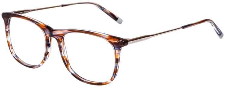 prescription-glasses-Calvin-Klein-CK5463-striped-brown-45