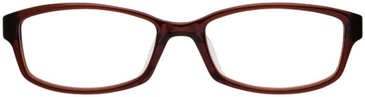 prescription-glasses-Calvin-Klein-CK5905A-brown-FRONT