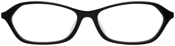prescription-glasses-Calvin-Klein-CK5947A-black-FRONT