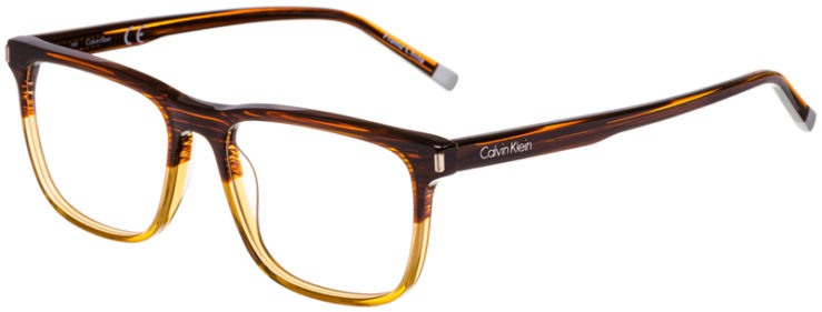 prescription-glasses-Calvin-Klein-CK5974-striped-brown-45
