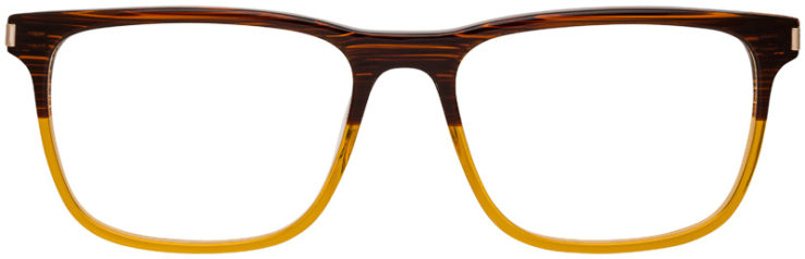 prescription-glasses-Calvin-Klein-CK5974-striped-brown-FRONT