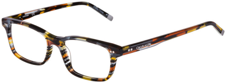 prescription-glasses-Calvin-Klein-CK5989-striped-brown-grey-45