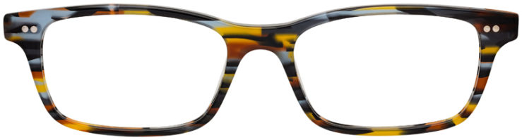 prescription-glasses-Calvin-Klein-CK5989-striped-brown-grey-FRONT