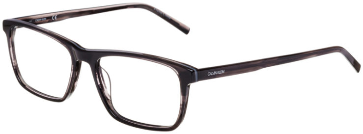 prescription-glasses-Calvin-Klein-CK6009-striped-grey-45