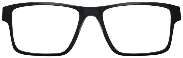 prescription-glasses-Oakley-Chamfer-2-Satin-Black-FRONT