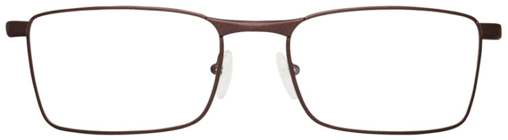 prescription-glasses-Oakley-Fuller-Satin-Cortan-FRONT