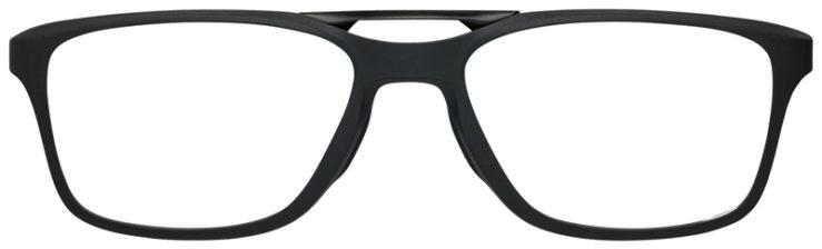 prescription-glasses-Oakley-Gauge-7.2-Arch-Satin-Black–Red-FRONT