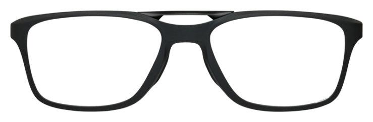 prescription-glasses-Oakley-Gauge-7.2-Arch-Satin-Black–Red-FRONT(1)