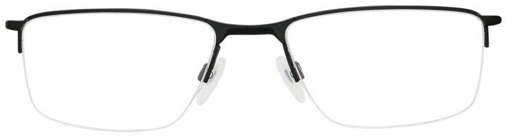 prescription-glasses-Oakley-Socket-5.5-Satin-Black-FRONT