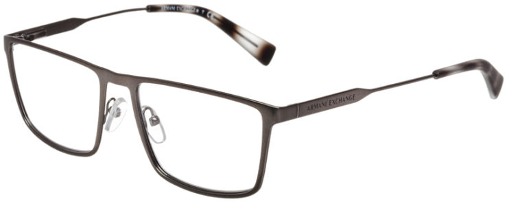 prescription-glasses-model-Armani-Exchange-AX1022-Gunmetal-45