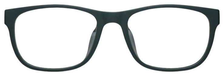 prescription-glasses-model-Armani-Exchange-AX3034F-Matte-Green-FRONT