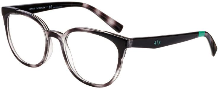 prescription-glasses-model-Armani-Exchange-AX3051-8251-45