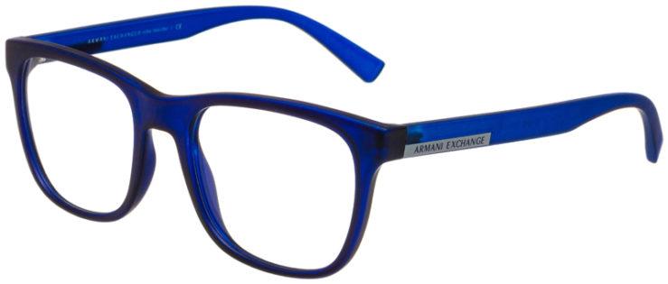 prescription-glasses-model-Armani-Exchange-AX3056-Blue-45