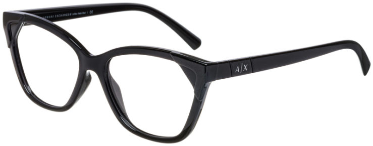prescription-glasses-model-Armani-Exchange-AX3059-Black-45