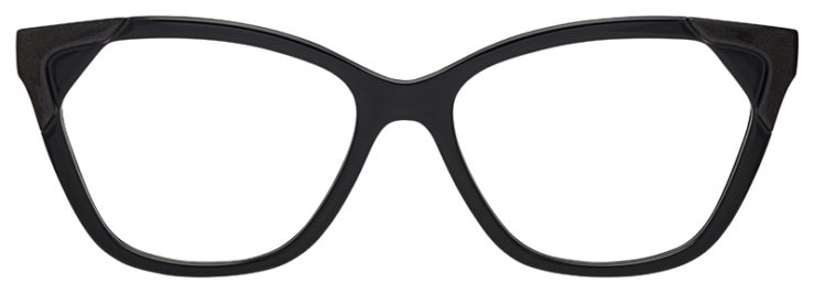 prescription-glasses-model-Armani-Exchange-AX3059-Black-FRONT