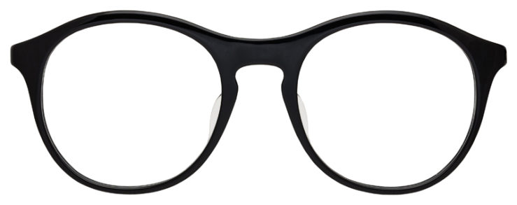 prescription-glasses-model-Burberry-BE2287F-Black-FRONT