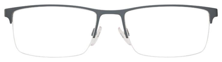 prescription-glasses-model-Emporio-Armani-EA1041-Matte-Gray-FRONT