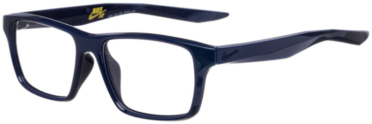 prescription-glasses-model-Nike-7112-Blue-45
