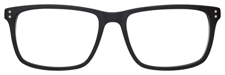 prescription-glasses-model-Nike-7238-Matte-Black-FRONT