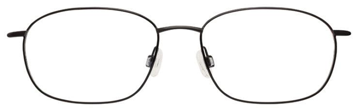 prescription-glasses-model-Nike-8181-Black-FRONT