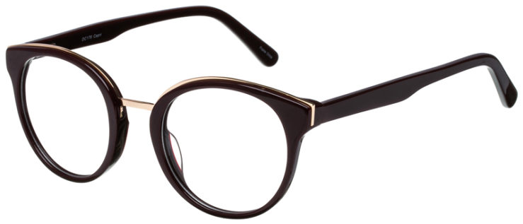 prescription-glasses-model-CAPRI-DC178-Burgundy-Gold-45