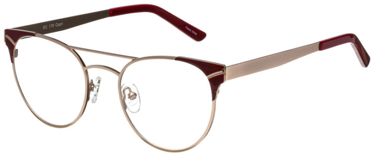 prescription-glasses-model-CAPRI-DC179-Gold-Burgundy-45