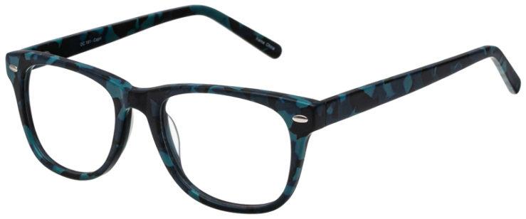 prescription-glasses-model-CAPRI-DC181-Blue-Camo-45