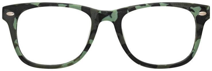 prescription-glasses-model-CAPRI-DC181-Green-Camo-FRONT