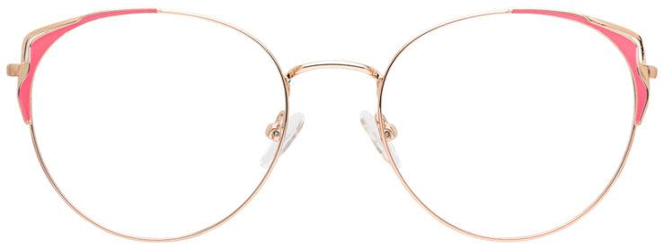 prescription-glasses-model-CAPRI-DC183-Gold-Pink-FRONT