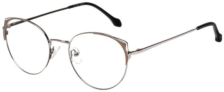 prescription-glasses-model-CAPRI-DC183-Silver-Tan-45