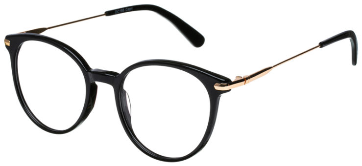 prescription-glasses-model-CAPRI-DC186-Black-Gold-45