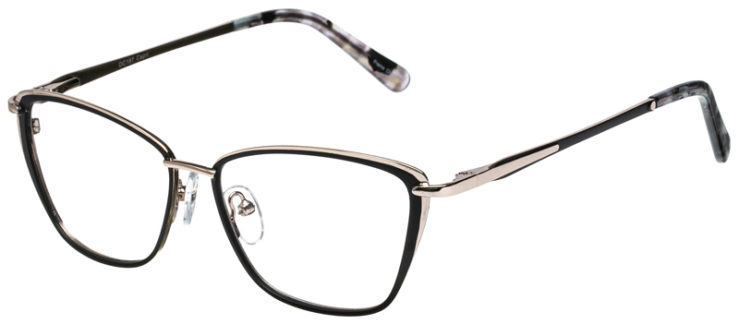 prescription-glasses-model-CAPRI-DC187-Black-Gold-45