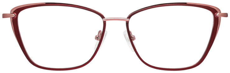 prescription-glasses-model-CAPRI-DC187-Burgundy-Pink-FRONT