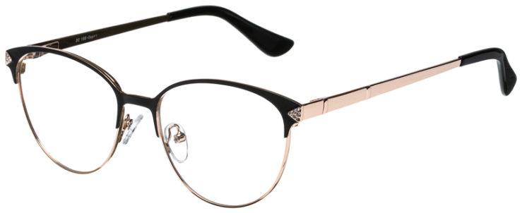 prescription-glasses-model-CAPRI-DC188-Black-Gold-45