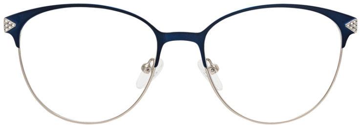 prescription-glasses-model-CAPRI-DC188-Blue-Silver-FRONT