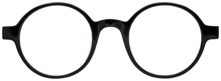 prescription-glasses-model-CAPRI-DC195-Black-FRONT