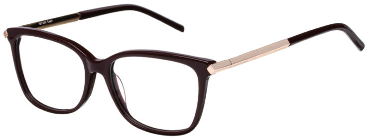 prescription-glasses-model-CAPRI-DC332-Burgundy-Gold-45