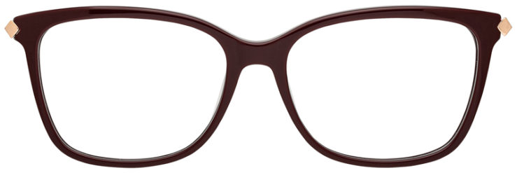 prescription-glasses-model-CAPRI-DC332-Burgundy-Gold-FRONT