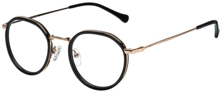 prescription-glasses-model-CAPRI-DC333-Black-Gold-45
