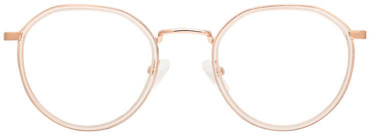 prescription-glasses-model-CAPRI-DC333-Crystal-Gold-FRONT