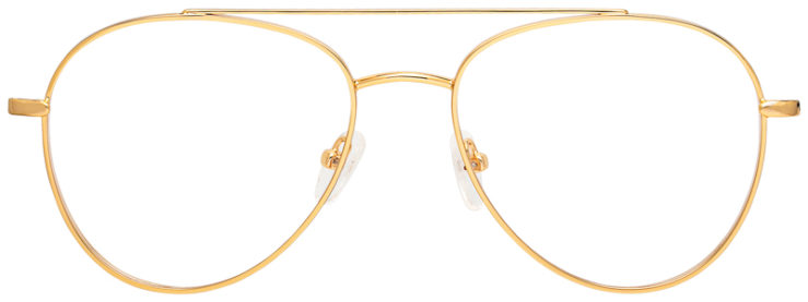prescription-glasses-model-CAPRI-DC337-Gold-FRONT