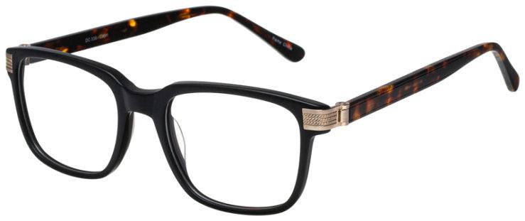 prescription-glasses-model-CAPRI-DC338-Black-Tortoise-45