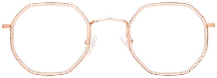prescription-glasses-model-CAPRI-DC339-Crystal-Gold-FRONT