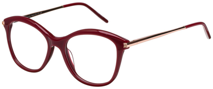 prescription-glasses-model-CAPRI-DC340-Burgundy-Gold-45
