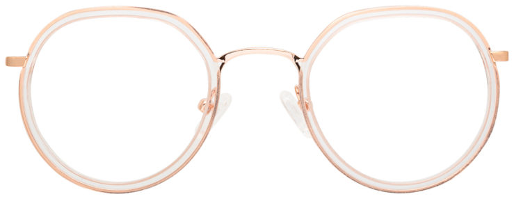 prescription-glasses-model-CAPRI-DC341-Crystal-Gold-FRONT
