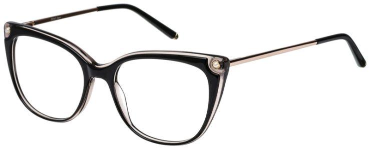 prescription-glasses-model-CAPRI-DC343-Black-Gold-45