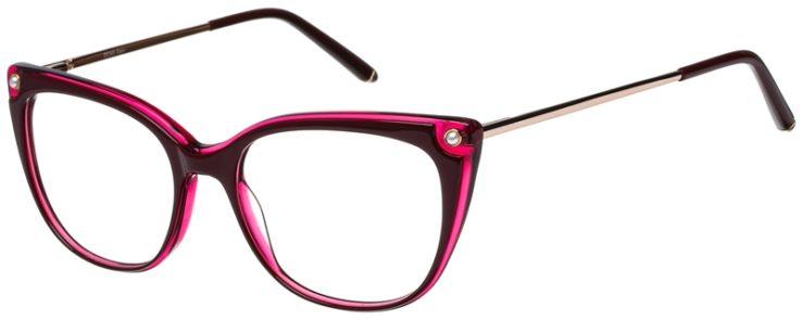 prescription-glasses-model-CAPRI-DC343-Burgundy-Gold-45